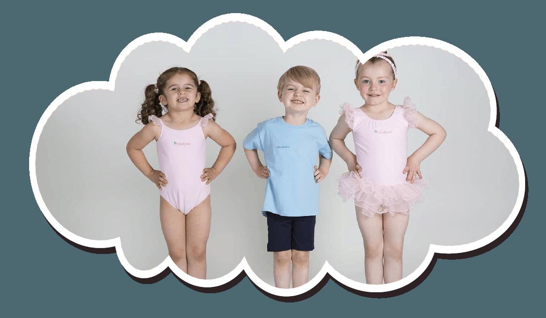 Clases de baile Jardín Child Care Emilia